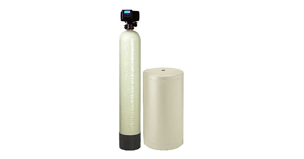 AFWFilters IRONPRO2 Fleck 5600SXT digital metered valve water softener image