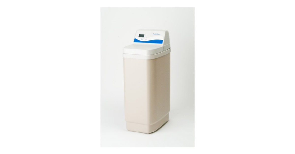 North Star NSC15ED Electronic Demand Water Softener Cabinet Model image