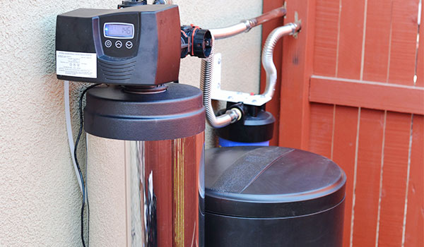 Salt Based water softeners image