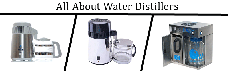Water Distillers for Home Image