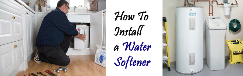 Water Softener Installation Guide Image