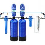 Aquasana Rhino Whole House Water Filtration SystemWell Water plus SimplySoft UV image