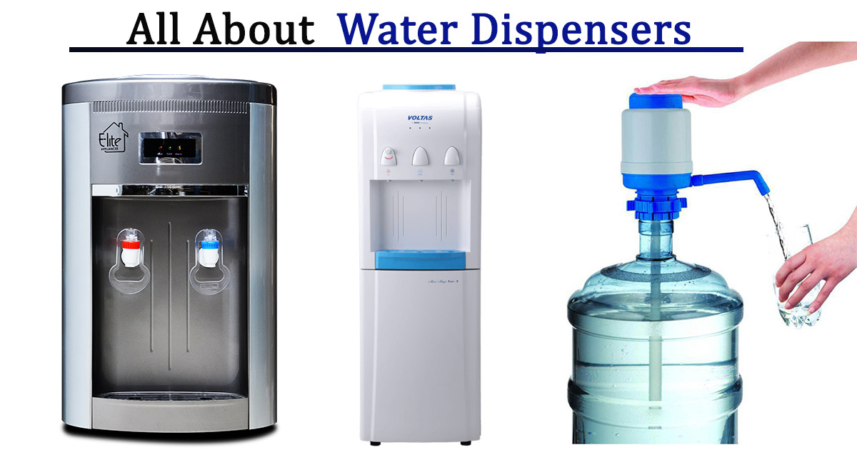 All About Water Dispenser image