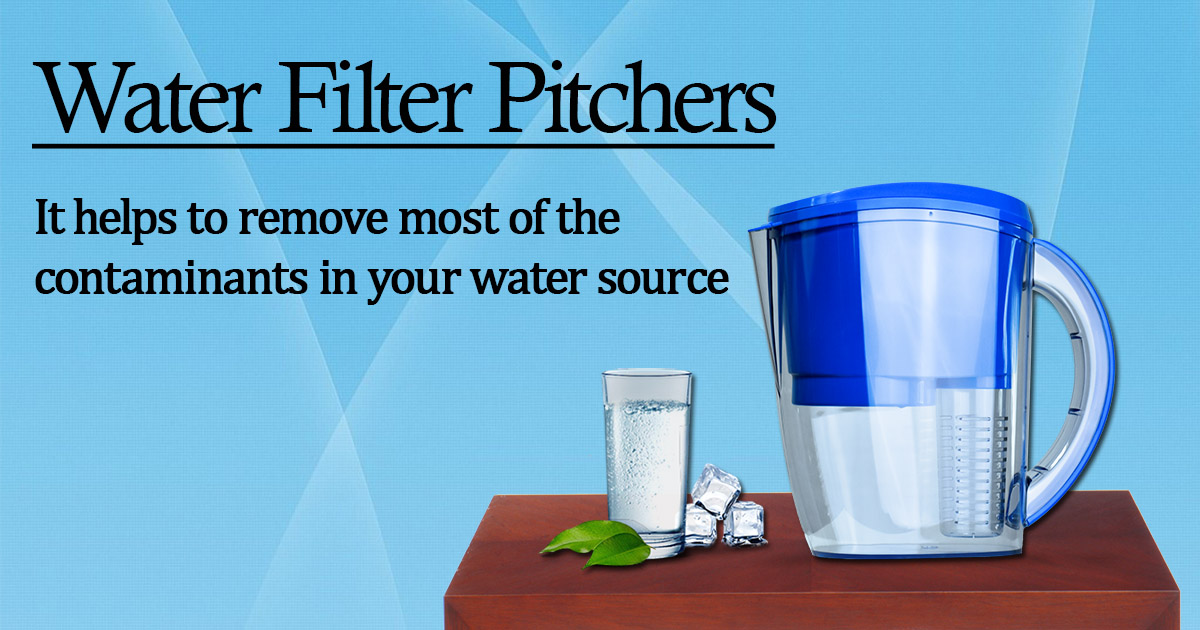 All about Water Filter Pitchers image