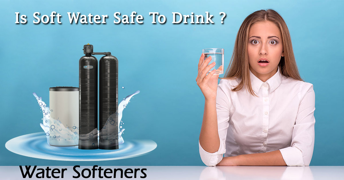 Is it safe to drink Soft Water image