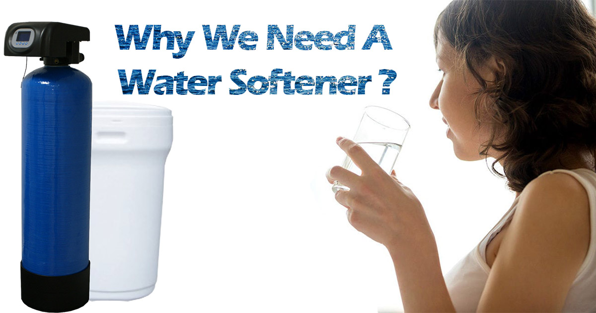 Why we need a Water Softener image