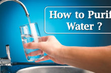 Easy ways to purify Water – Soft Water & Salt Water