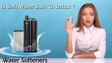 Is it safe to drink Soft Water? | What differs Soft Water from Hard Water?