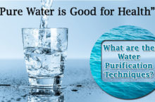 Water Purification Systems | Guide on Different Methods to Purify Water